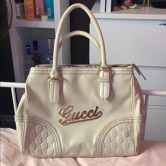 Gucci bag!